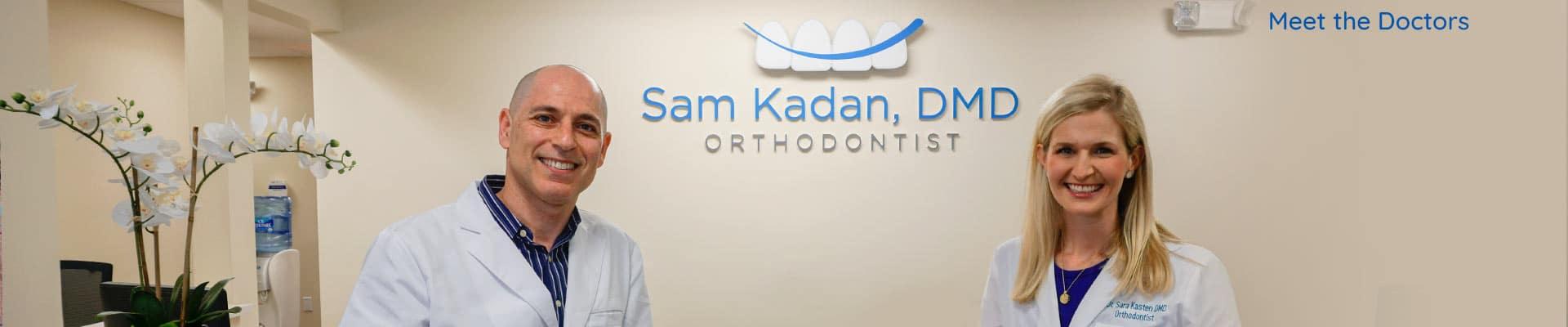 Meet the Drs at Dr. Sam Kadan