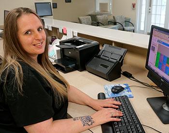 Staff Christina Sam Kadan DMD Chalfont Doylestown Harleysville PA