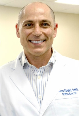 Dr. Kadan at Kadan Orthodontics in Doylestown, Chalfont, Harleysville PA