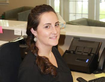 Shelly is the Treatment Coordinator and Receptionist at Sam Kadan DMD