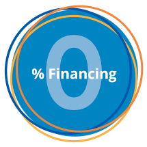 0% financing hover