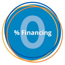 0% financing hover photo Kadan Orthodontics in Doylestown, Chalfont, Harleysville PA